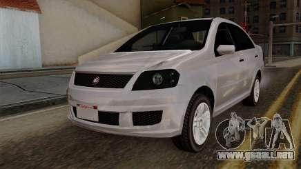 GTA 5 Declasse Asea para GTA San Andreas