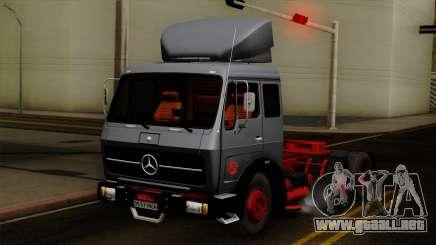 Mercedes-Benz Truck 4x6 para GTA San Andreas