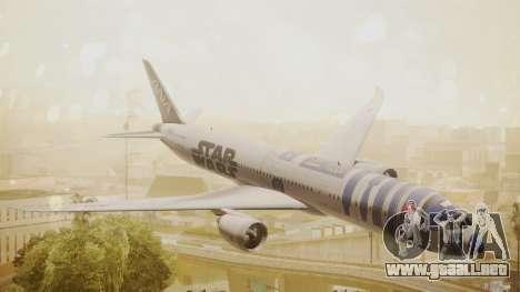 Boeing 787-9 ANA R2D2 para GTA San Andreas