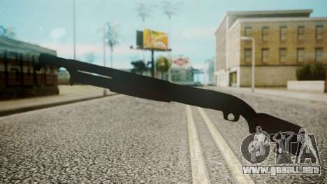 Winchester M1912 para GTA San Andreas segunda pantalla