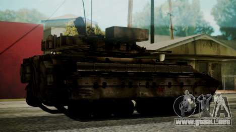 VD-1710 Armadillo APC Chinese para GTA San Andreas left