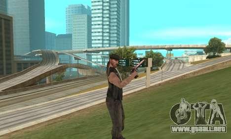 Deagle para GTA San Andreas quinta pantalla
