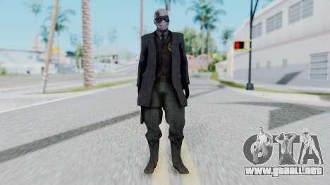 SkullFace Mask para GTA San Andreas segunda pantalla