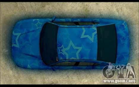 Bravado Buffalo Blue Star para la visión correcta GTA San Andreas