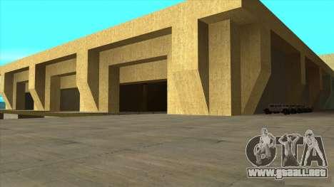 Nuevas texturas de San Fierro para GTA San Andreas tercera pantalla