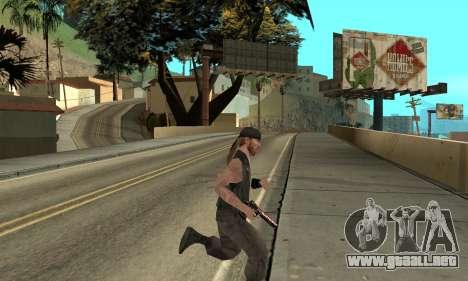 Deagle para GTA San Andreas segunda pantalla