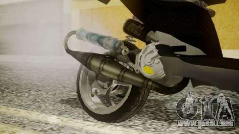NRG Power Tuning para la visión correcta GTA San Andreas