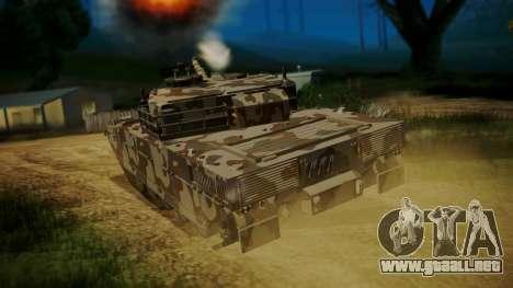 GTA 5 Rhino Tank para GTA San Andreas left
