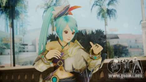 Hyrule Warriors (Zelda) - Lana para GTA San Andreas