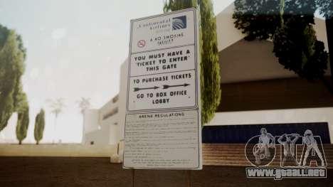 New Los Santos FORUM para GTA San Andreas segunda pantalla