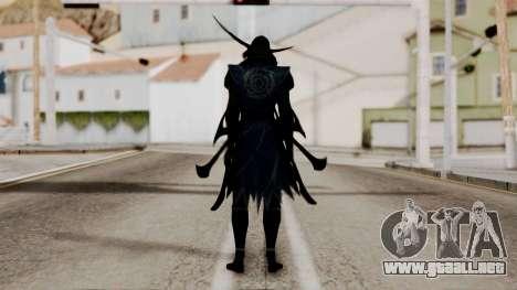 Sengoku Basara 3 - Masamune Date Original Weapon para GTA San Andreas tercera pantalla
