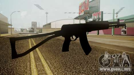 AEK Battlefield 3 para GTA San Andreas tercera pantalla