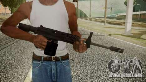 LSAT Battlefield 3 para GTA San Andreas tercera pantalla