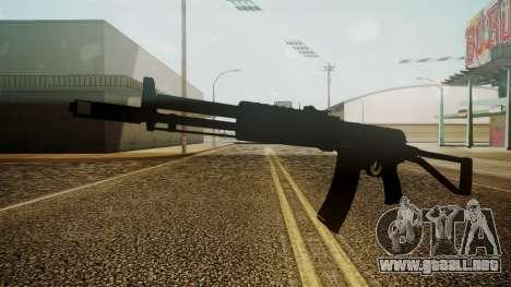 AEK Battlefield 3 para GTA San Andreas segunda pantalla