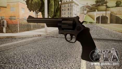 Desert Eagle by catfromnesbox para GTA San Andreas segunda pantalla