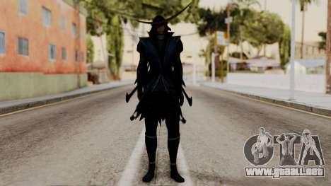 Sengoku Basara 3 - Masamune Date Original Weapon para GTA San Andreas segunda pantalla