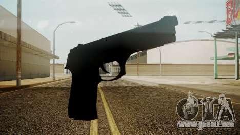 Beretta M9 Battlefield 3 para GTA San Andreas
