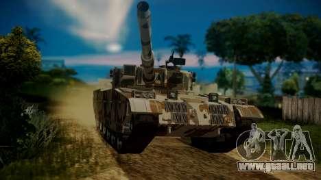 GTA 5 Rhino Tank para la visión correcta GTA San Andreas