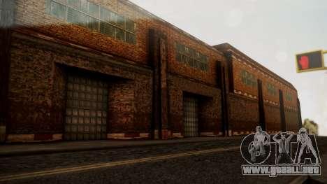 HDR Factory Build Mipmapped para GTA San Andreas tercera pantalla