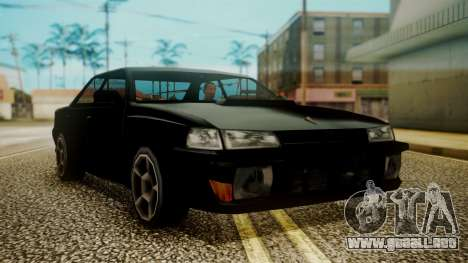 Sultan Hell Cat para GTA San Andreas