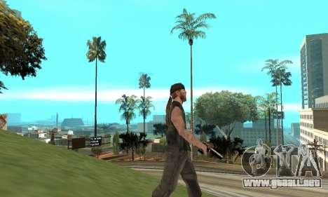 Deagle para GTA San Andreas sucesivamente de pantalla