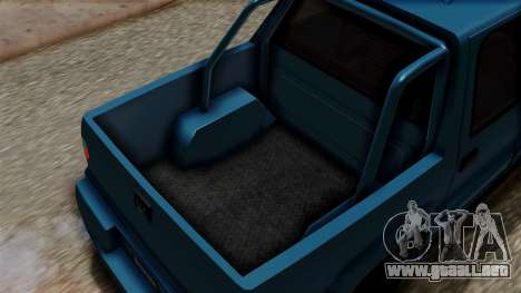 Syndicate Criminal (Cavalcade FXT) from SR3 para GTA San Andreas vista hacia atrás