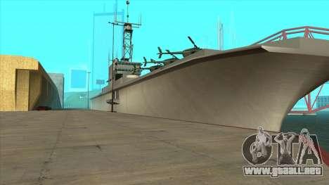 Nuevas texturas de San Fierro para GTA San Andreas