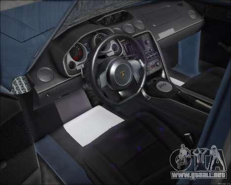 Volga 3102 para la visión correcta GTA San Andreas
