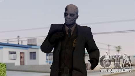 SkullFace para GTA San Andreas