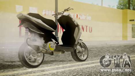 NRG Power Tuning para GTA San Andreas left