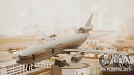 DC-10-10 National Airlines para GTA San Andreas