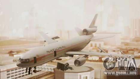 DC-10-10 National Airlines para GTA San Andreas