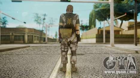 Venom Snake Square para GTA San Andreas tercera pantalla