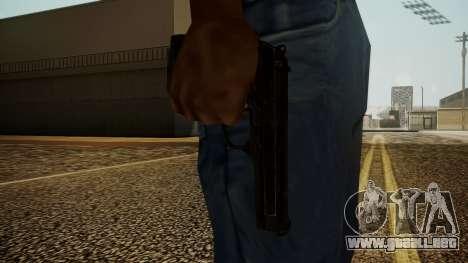 Beretta M9 Battlefield 3 para GTA San Andreas tercera pantalla