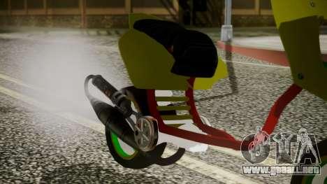 Proto Rasta para la visión correcta GTA San Andreas