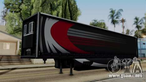 Aero Dynamic Trailer Stock para GTA San Andreas