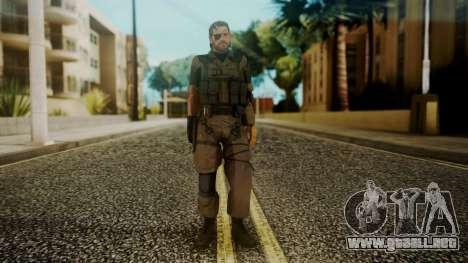 Venom Snake Stun Arm para GTA San Andreas segunda pantalla