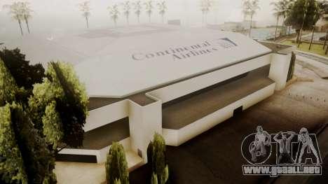 New Los Santos FORUM para GTA San Andreas sucesivamente de pantalla
