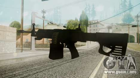 LSAT Battlefield 3 para GTA San Andreas segunda pantalla