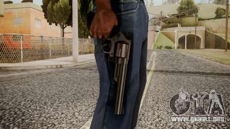 Desert Eagle by catfromnesbox para GTA San Andreas tercera pantalla