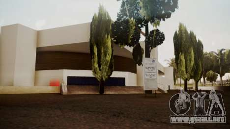 New Los Santos FORUM para GTA San Andreas tercera pantalla