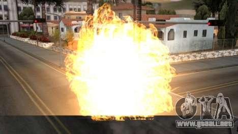 Realistic Effects Particles para GTA San Andreas