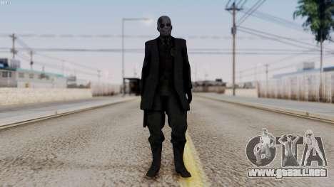 SkullFace para GTA San Andreas segunda pantalla