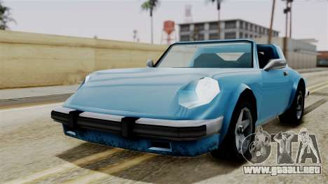 Comet from Vice City Stories para GTA San Andreas