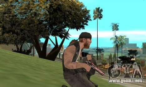 Deagle para GTA San Andreas tercera pantalla