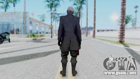 SkullFace Mask para GTA San Andreas tercera pantalla
