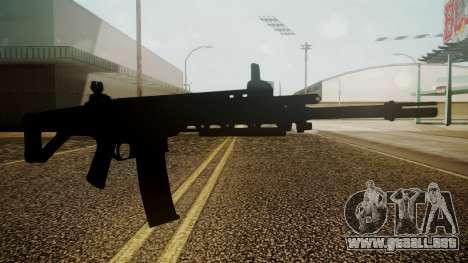 ACW-R Battlefield 3 para GTA San Andreas segunda pantalla