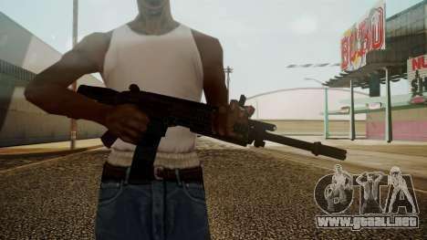 ACW-R Battlefield 3 para GTA San Andreas