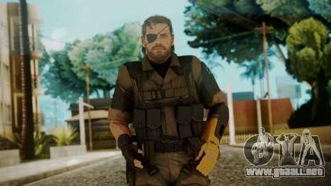 Venom Snake Stun Arm para GTA San Andreas