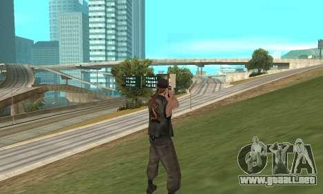 Deagle para GTA San Andreas sexta pantalla